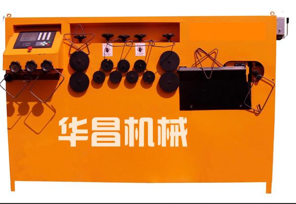 小型自动数控钢筋弯箍机